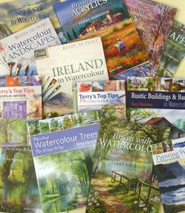 Terry Harrison books
