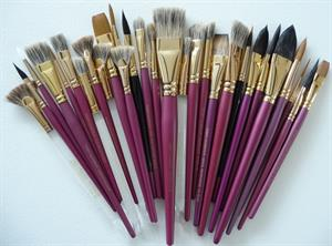All Terry's unique Brushes