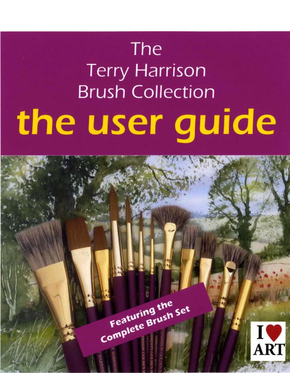 Five Brush Set Terry Harrison