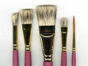 More information on Tree Painting Brush set