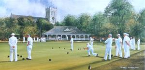 Buy Sunday Bowls - Print 8 x 16 inches Online