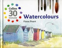 More information on 30 minute Watercolours by Fiona Peart BOOK SOLD OUT