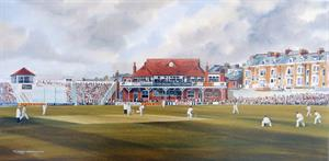 More information on Scarborough - 8 x 16 inches