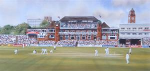 More information on Old Trafford - Print 8 x 16 inches