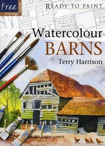 More information on Ready to paint Watercolour Barns BOOK