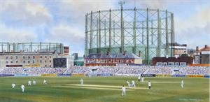 More information on The Fosters Oval - Print 8 x 16 inches