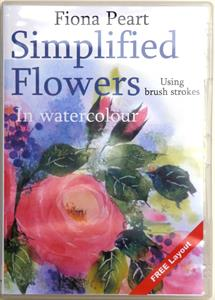 Buy DVD Simplified Flowers by Fiona Peart Online