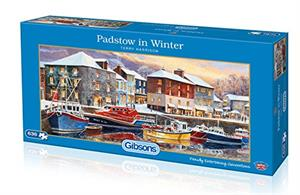 More information on PADSTOW IN WINTER 636 PIECE JIGSAW PUZZLE