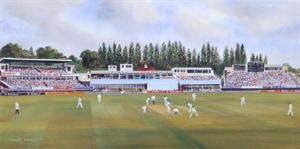 More information on Edgbaston Print 8 x 16 inches