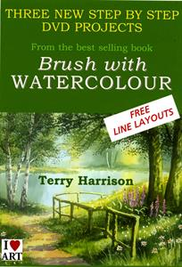 Buy DVD Brush with Watercolour Online