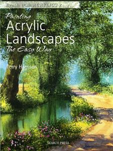 Buy PAINTING ACRYLIC LANDSCAPES the easy way Online
