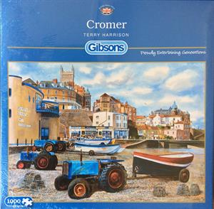 More information on CROMER 1000 PIECE JIGSAW PUZZLE
