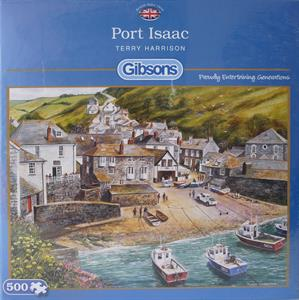 Buy PORT ISAAC 500 PIECE JIGSAW PUZZLE Online