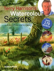 Buy TERRY HARRISON'S WATERCOLOUR SECRETS  Online