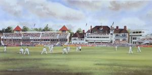 More information on Trent Bridge - Print 8 x 16 inches
