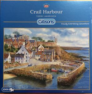 More information on CRAIL HARBOUR 1000 PIECE JIGSAW PUZZLE