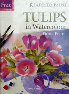 Buy Ready to Paint Tulips by Fiona Peart PROJECT BOOK Online