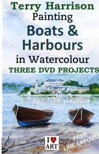Buy DVD Painting Boats and Harbours Online