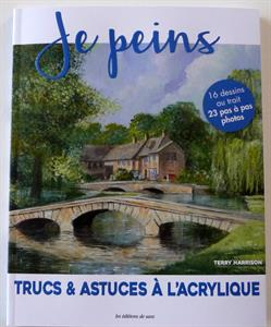Buy TERRY'S TOP TIPS for Acrylic Artists in FRENCH Online