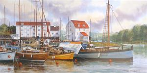 Buy The Tide Mill  8 x 16 inches Online