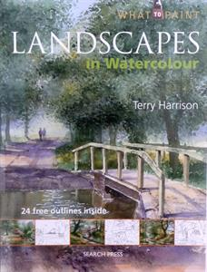 Buy what to paint - LANDSCAPES IN WATERCOLOUR ONLY IN ITALIAN Online