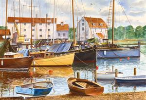 Buy Woodbridge 21 x 29 inches Watercolour on Watercolour board Online