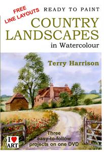 Buy DVD Country Landscapes Online