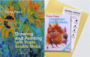 More information on Water Soluble Media BOOK and DVD SET