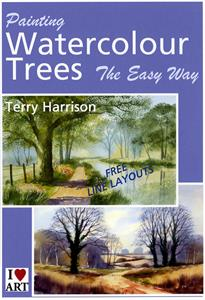 Buy DVD Painting Watercolour Trees 'the easy way' Online