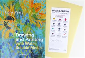 More information on Drawing & Painting with Water Soluble Media BOOK.