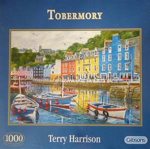 More information on TOBERMORY 1000 PIECE JIGSAW PUZZLE