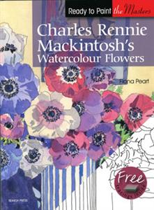 More information on CR Mackintosh Watercolour Flowers by Fiona Peart PROJECT BOOK