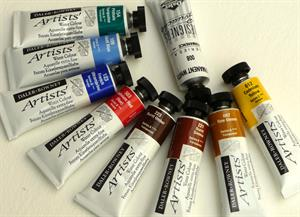 More information on Daler Rowney Artist's Watercolours 14ml