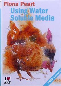 Buy DVD Using Water Soluble Media with Fiona Peart Online