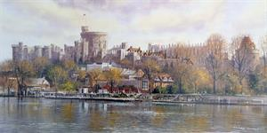 More information on Windsor Castle - 8 x 16 inches