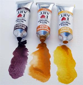 More information on ARTIST WATERCOLOUR Autumn Shades