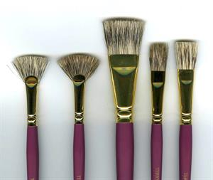 More information on Terry's Favourites (Five Brush Set)