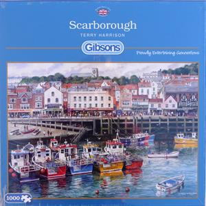 Buy SCARBOROUGH 1000 PIECE JIGSAW PUZZLE Online