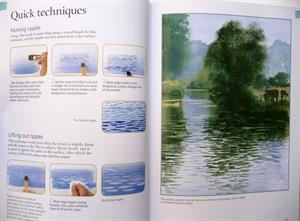 More information on PAINTING WATER in 30 minutes in English